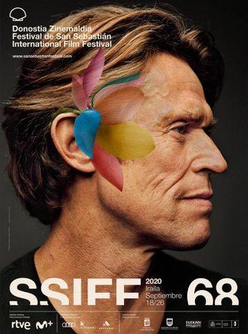 Festival de San Sebastián 2020: William Dafoe en el cartel y Woody Allen inaugura.
