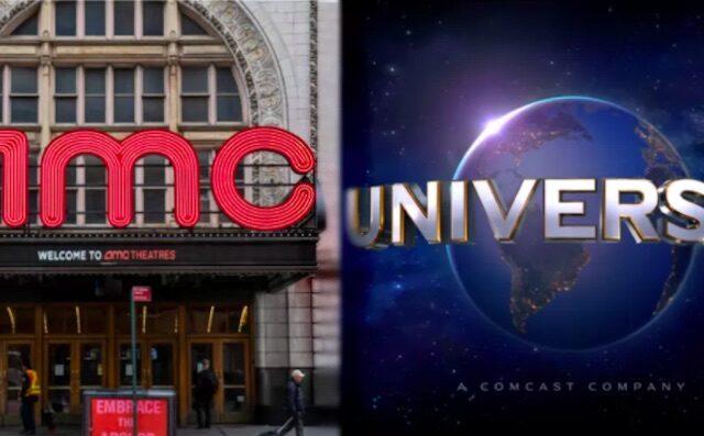 AMC y Universal alcanzan un acuerdo histórico para la industria del cine