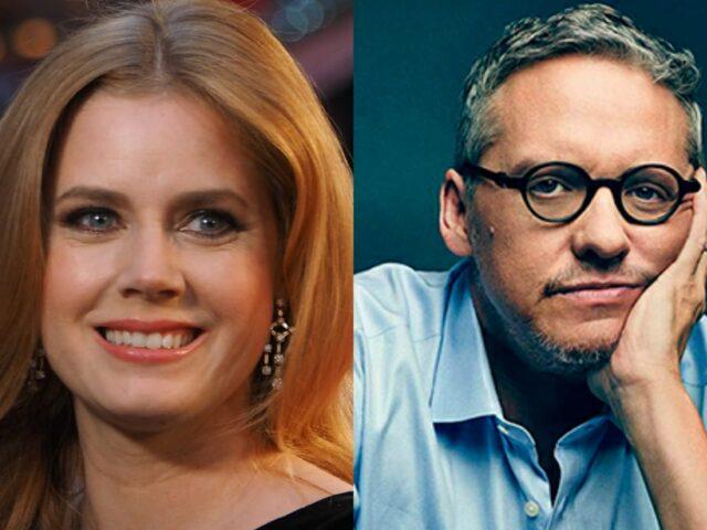 Netflix: Amy Adams y Adam McKay se juntan para un nuevo proyecto.