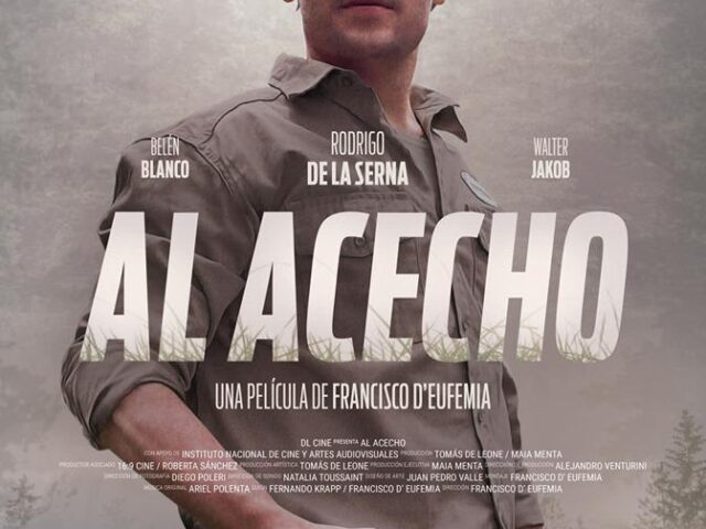 Al Acecho de Francisco D´Eufemia Crítica.