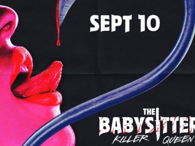 Netflix anunció el estreno de la secuela de The Babysitter.