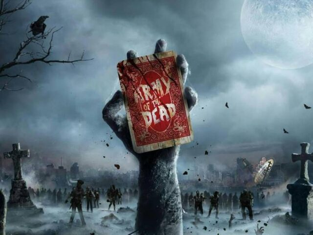 Army of The Dead de Zack Snyder tendrá una precuela y una serie animé.