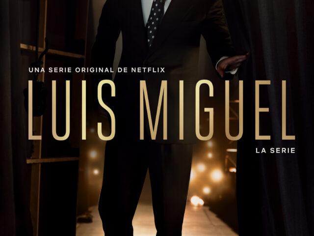 Comenzó la filmación de la segunda temporada de 'Luis Miguel: La serie'