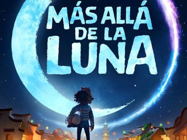 Danna Paola interpretará la canción principal de Más allá de la Luna.