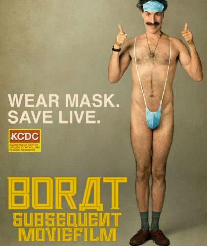 Borat Subsequent MovieFilm de Jason Woliner. Crítica.