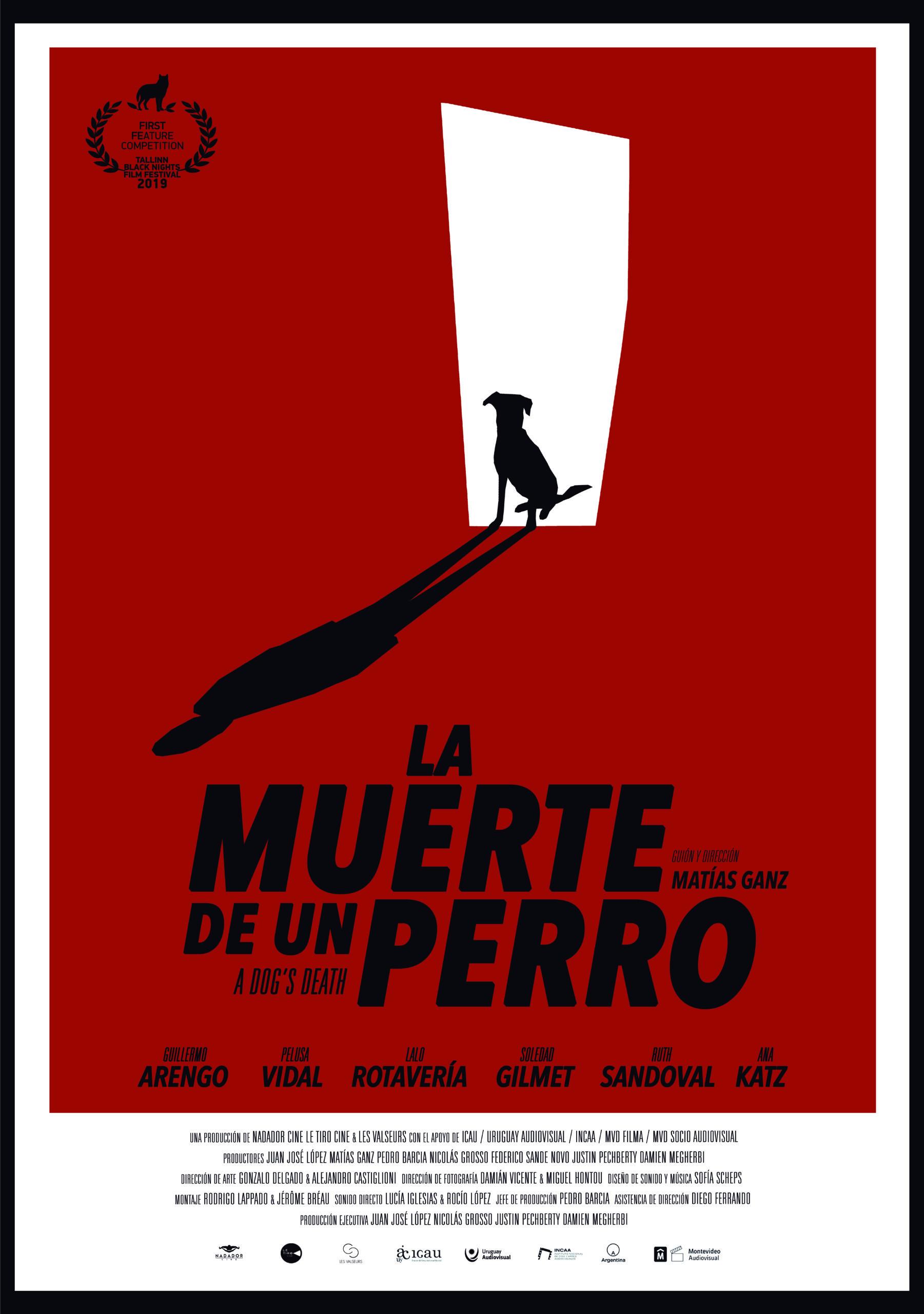 La Muerte de un Perro de Matías Ganz. Crítica. – SOLO FUI AL CINE