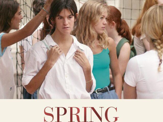 Spring Blossom de Suzanne Lindon. Crítica.