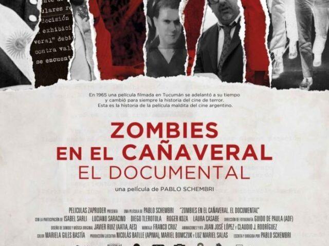 Zombies en el Cañaveral: El Documental de Pablo Schembri. Crítica.