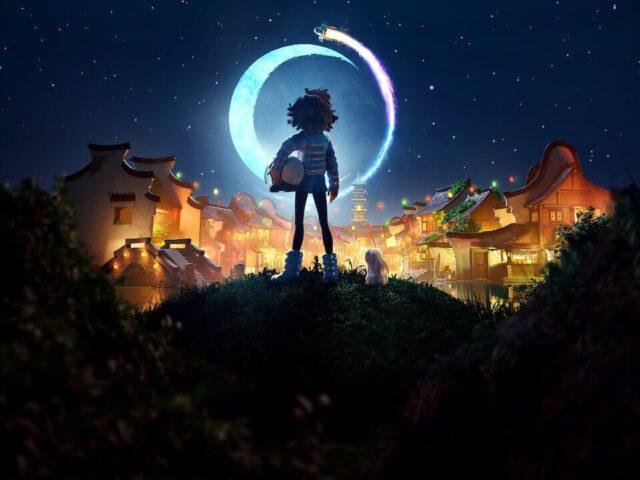 Crítica de Over The Moon: Belleza visual e historia conocida