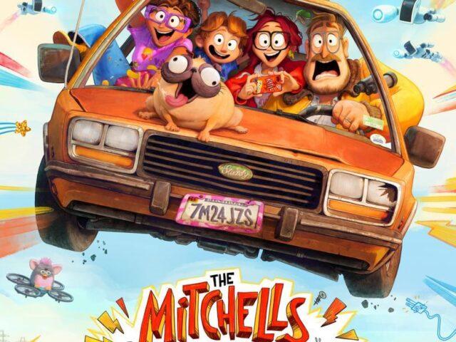 La Familia Mitchells vs Las Máquinas. Crítica.