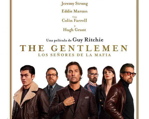 The Gentlemen de Guy Ritchie. Crítica.