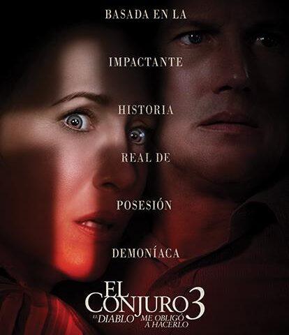 El Conjuro 3: El Diablo Me Obligó a Hacerlo de MIchael Chaves.