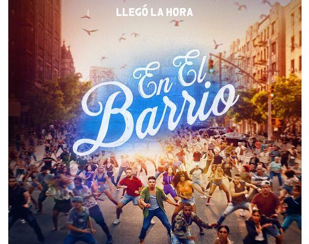 EN EL BARRIO llega a los cines