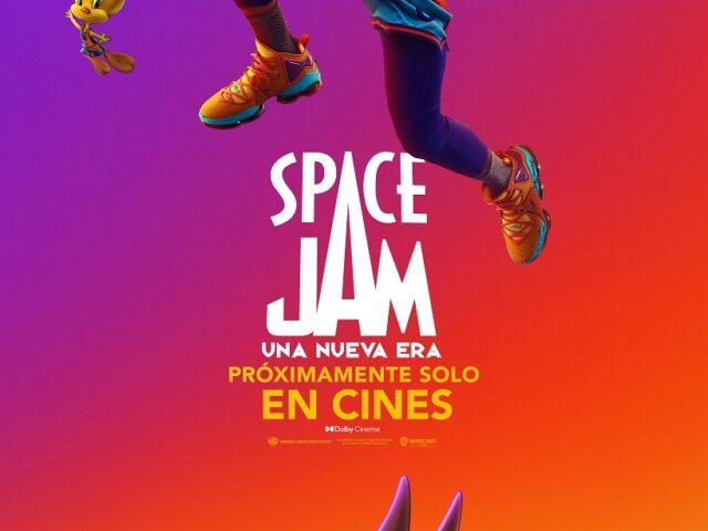 Space Jam: Una Nueva Era ¡mirá el nuevo trailer!