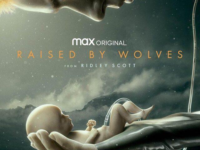Raised By Wolves de Aaron Guzikowski y Ridley Scott.