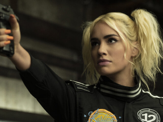 Netflix revela el tráiler de la segunda temporada de SKY ROJO