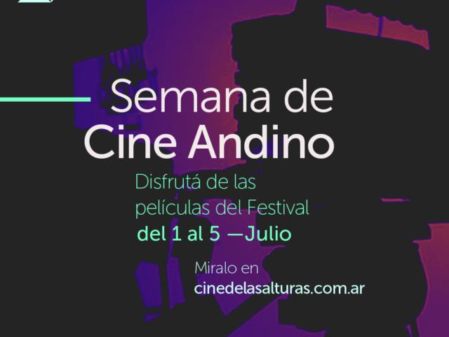 Comienza el ciclo online Semana de Cine Andino