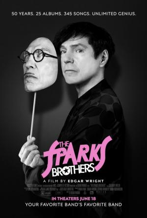 The Sparks Brothers de Edgar Wright.