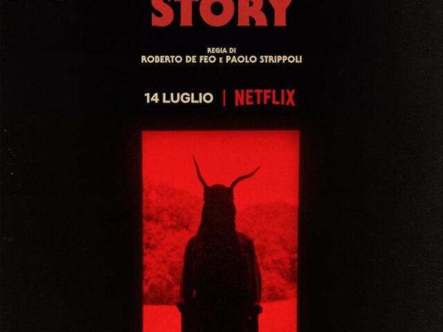 Una Clásica Historia de Terror de Roberto De Feo y Paolo Strippoli.