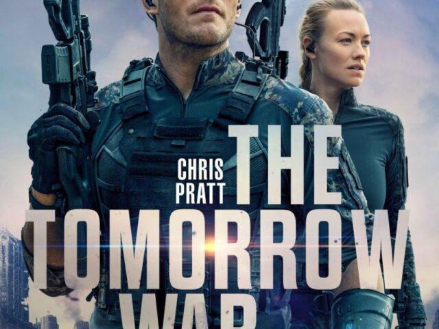 La Guerra del Mañana de Chris McKay.