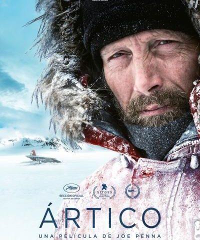 El Ártico de Joe Penna.