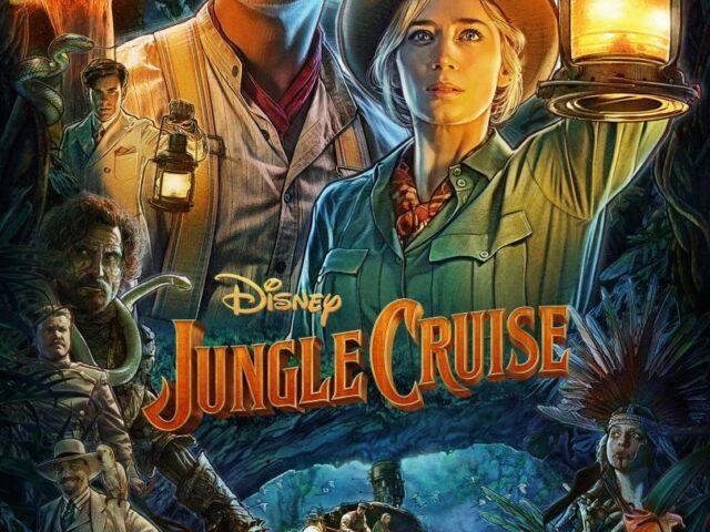 Jungle Cruise de Jaume Collet-Serra.