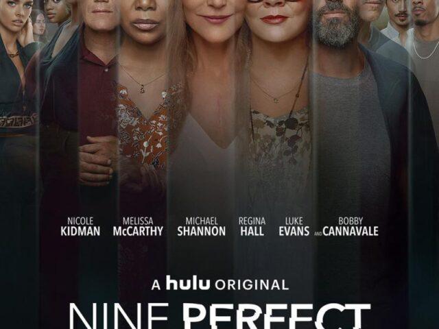 Nine Perfect Strangers de David E. Kelley.